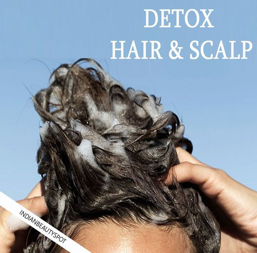 Fotografía - Desintoxicación del cuero cabelludo para un cabello saludable