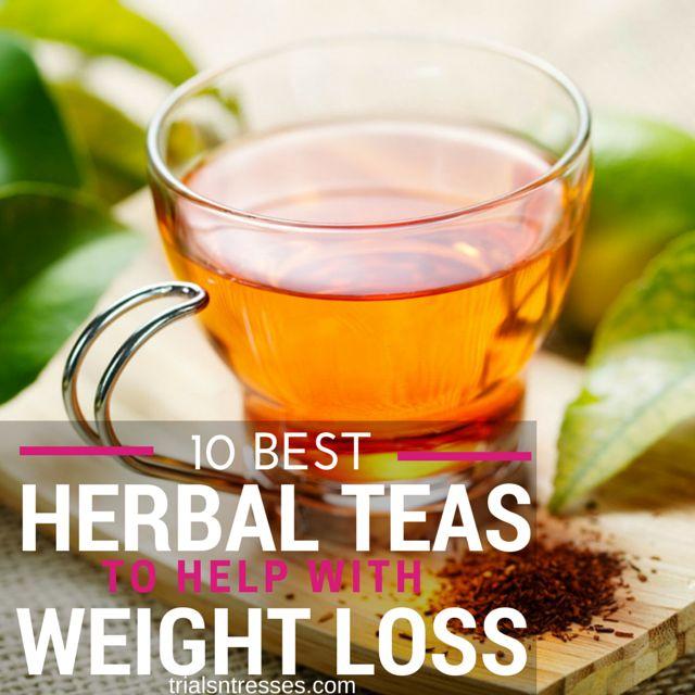 Fotografía - 10 mejores tés de hierbas para ayudar con Weightloss