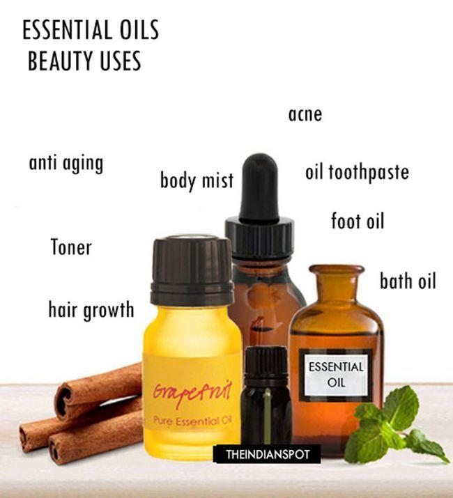 Fotografía - 10 mejores maneras de utilizar los aceites esenciales en su régimen de belleza
