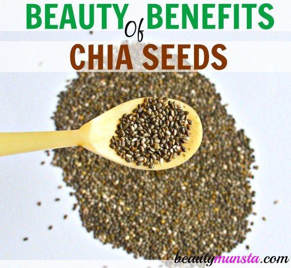 Fotografía - 14 Belleza Beneficios de semillas de chía