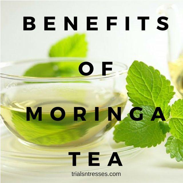 Fotografía - 20 beneficios del té de Moringa