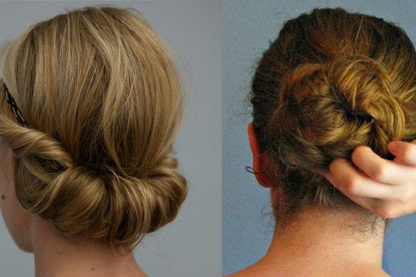 Fotografía - 3 Peinados para ocasiones especiales - en 10 minutos o menos!