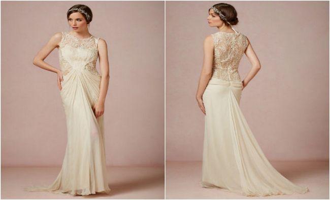 Fotografía - 40 magníficos vestidos de novia Creaciones Para Brillante ceremonia de boda