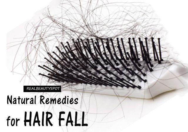 Fotografía - 5 mejores remedios naturales para la caída del cabello
