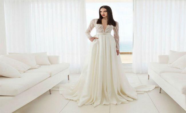 Fotografía - 5 irresistible colección de vestidos de novia por Julie Vino