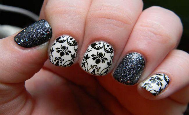 Fotografía - 7 Temas increíble para Fancy Nail Designs