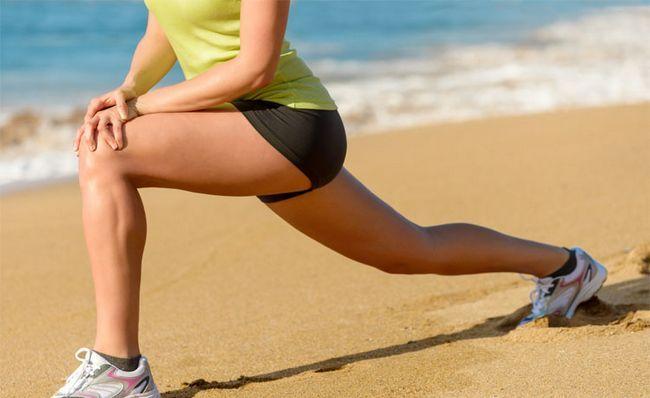 Fotografía - 7 reglas sobre cómo perder grasa rápido Pierna