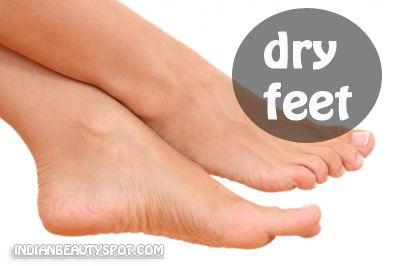 Fotografía - Consejo de belleza: los pies exfoliante natural seco