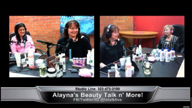 Belleza Talk Radio Show