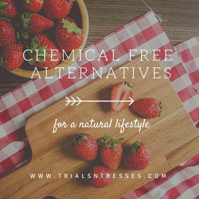 Fotografía - Química gratuito Alternativas para un estilo de vida natural