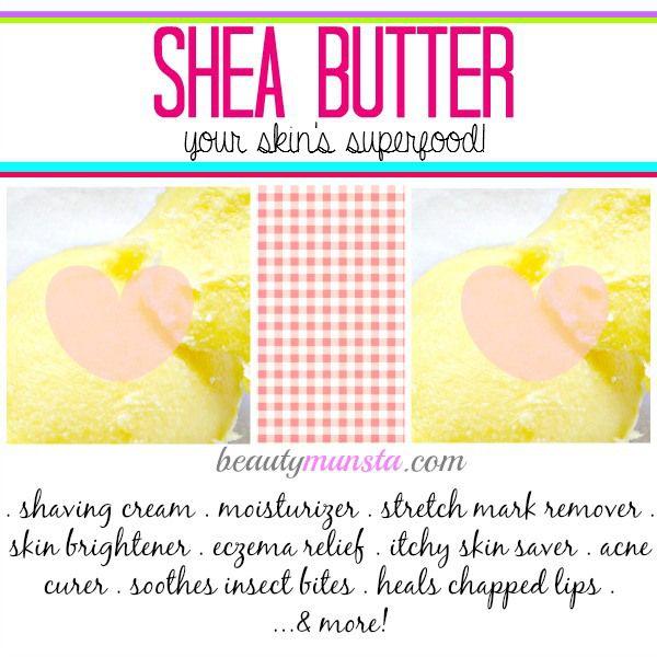 Fotografía - 15 Beneficios Shea Butter para la piel