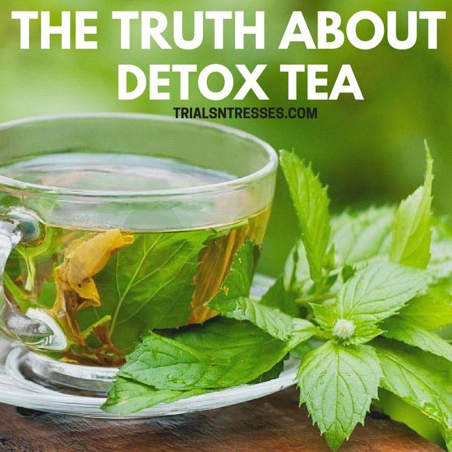 Fotografía - Fitness: La verdad sobre Detox Tés