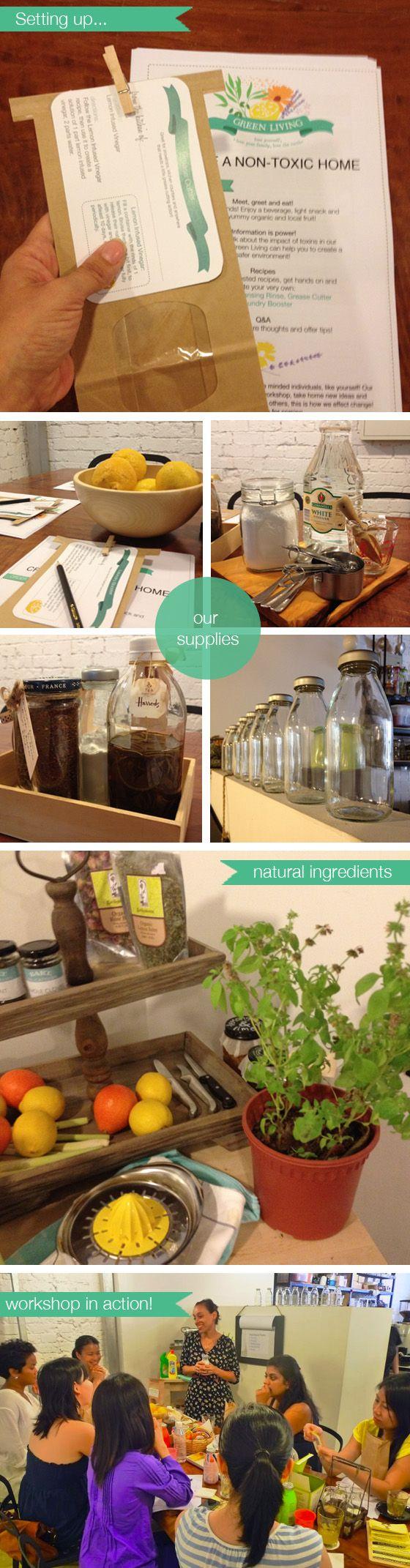 Fotografía - Green Living Diversión Taller!