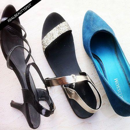 Fotografía - Hacks para hacer sus zapatos cómodos