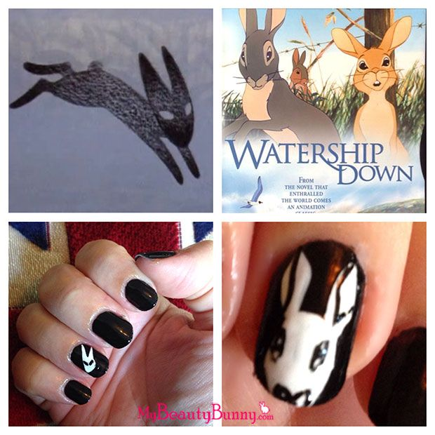 Fotografía - Actualización de salud, Mi Animal Spirit Guías y Watership Down Nails