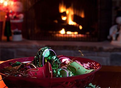 Fotografía - Holiday Decoración en un presupuesto