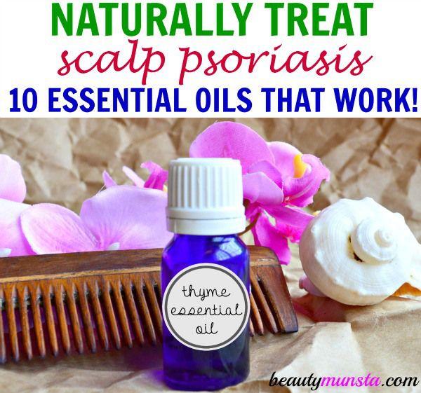 Fotografía - Cómo utilizar los aceites esenciales para la psoriasis del cuero cabelludo Socorro