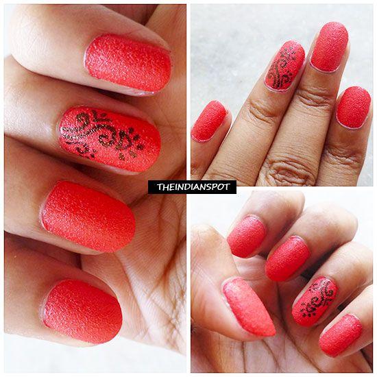 Fotografía - Lakme colección de 9 a 5 frosties de color de uñas opinión heladas rosa