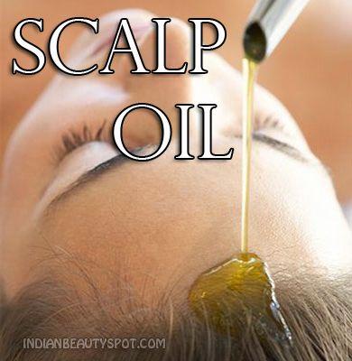 Fotografía - Aceite del cuero cabelludo - aceite de sésamo