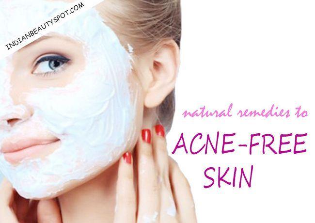 Fotografía - Los remedios naturales para la piel libre de acné