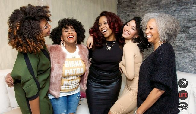 Fotografía - NYC Hair Affair Evento RecapSheerLuxeBeauty