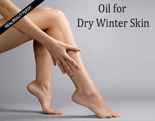 Fotografía - Aceite para la piel seca de invierno