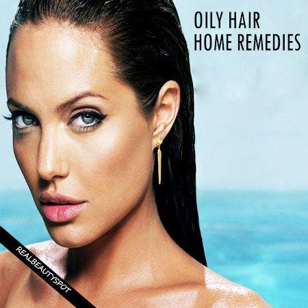 Fotografía - Remedios caseros para el cabello aceitoso
