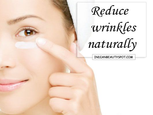 Fotografía - Reduce las arrugas de forma natural