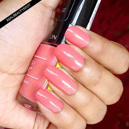 Fotografía - Revlon envidia gel ColorStay opinión esmalte de uñas Longwear