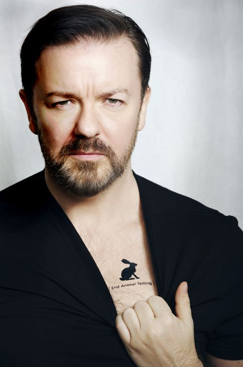 Cruelty Free Ricky Gervais