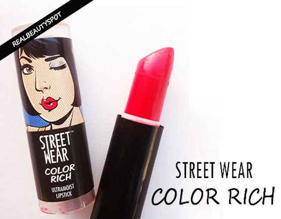 Fotografía - Color de Streetwear rica húmeda de ultra lipstick- disparó a su ex