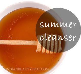 Fotografía - Limpiador de verano - la miel
