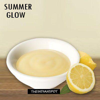 Fotografía - Verano resplandor con matorrales limón bricolaje