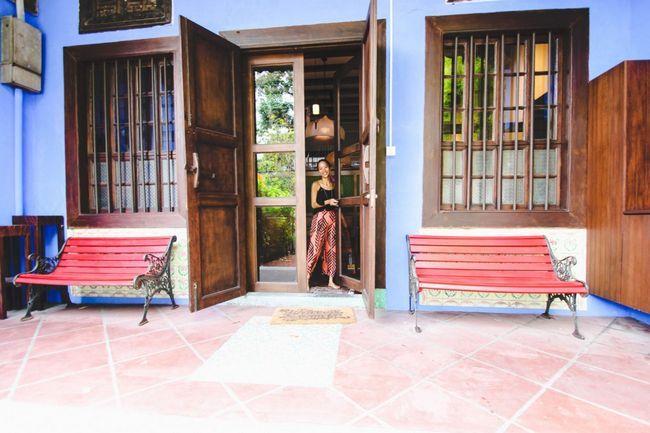 Fotografía - Tome una mirada poco común dentro de una casa Patrimonio Singapur