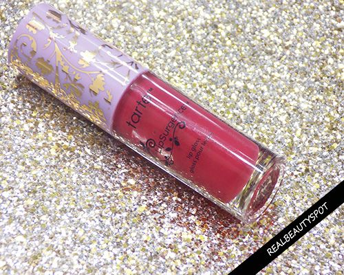 Fotografía - Tarte brillo de labios lipsurgence en belle