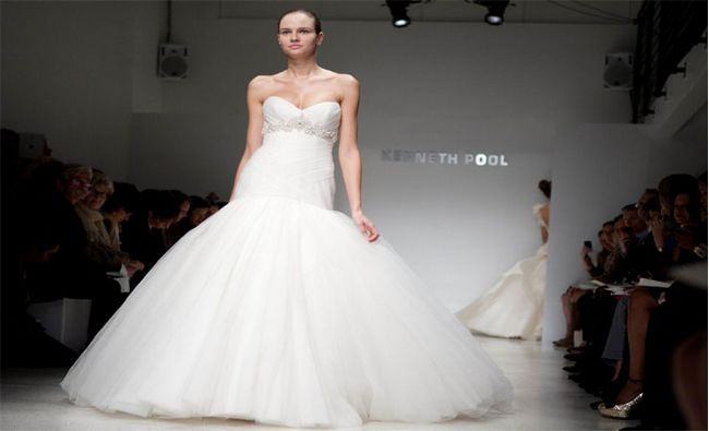 Fotografía - Los vestidos nupciales más impresionantes que harán que usted dice Wow