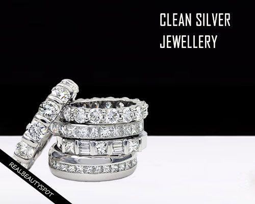 Fotografía - Consejos para la limpieza de joyas de plata