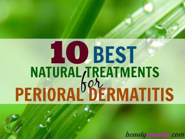 Fotografía - Top 10 Remedios naturales para la Dermatitis perioral (incluyendo recetas!)