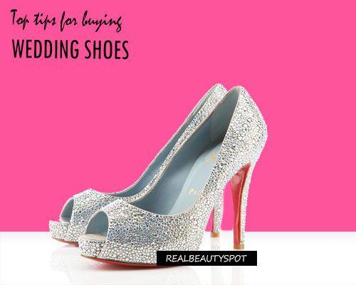 Fotografía - Los mejores consejos para la compra de zapatos de la boda