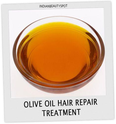 Fotografía - Deshacer el cabello dañado con el tratamiento de aceite de cabello natural