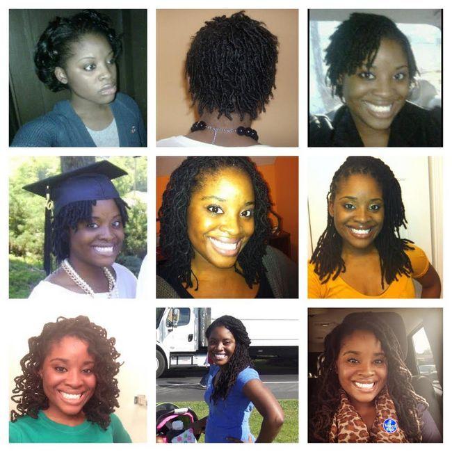 Fotografía - Comparte Victoria Su Natural Hair TransiciónClassyCurlies