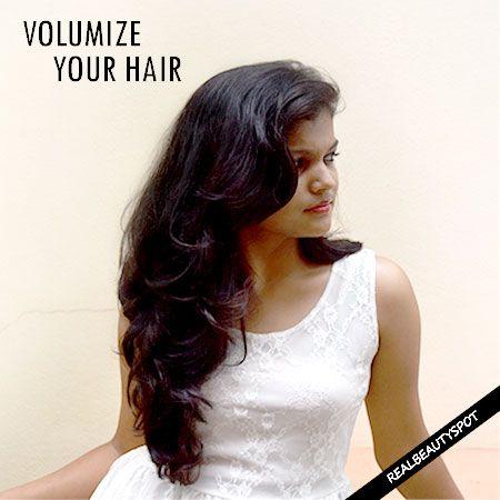 Fotografía - Consejos y trucos para dar volumen delgado, pelo fino