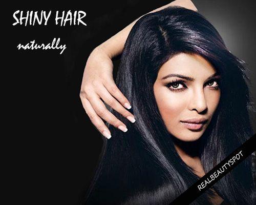 Fotografía - Maneras de conseguir un cabello brillante y saludable de forma natural