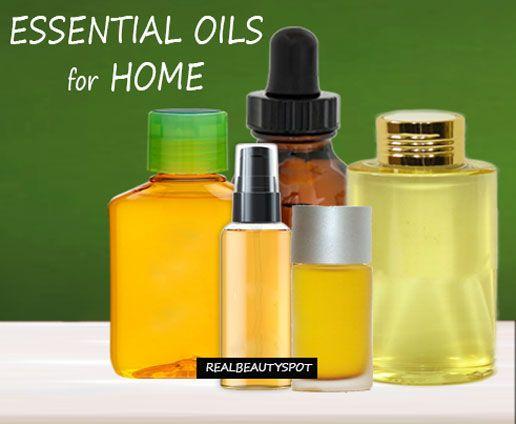 Fotografía - Formas de utilizar los aceites esenciales en su casa