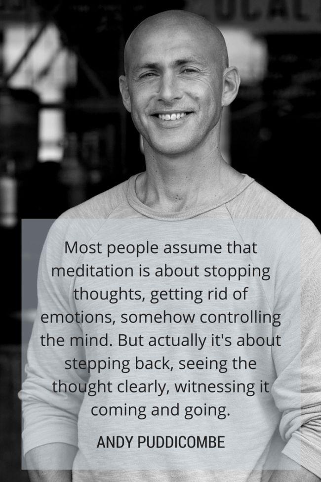 Fotografía - Lo que 10 minutos de la meditación puede hacer por usted