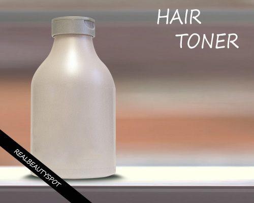 Fotografía - ¿Qué es el tóner de cabello?